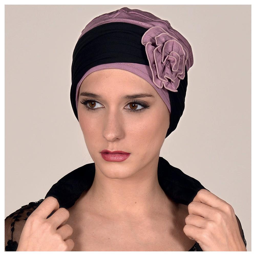 bandeau-femme-Vieux Rose