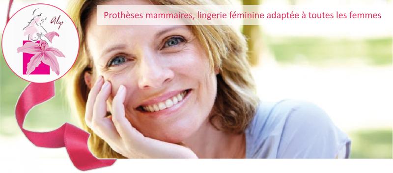 lingerie cancer du sein