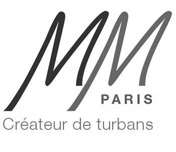 Mm paris turbans logo